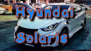 видео Популярные аксессуары для Hyundai Solaris