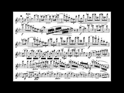 Gade, Niels W.  violin concerto op.56