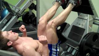 How To: Leg Press (Cybex)