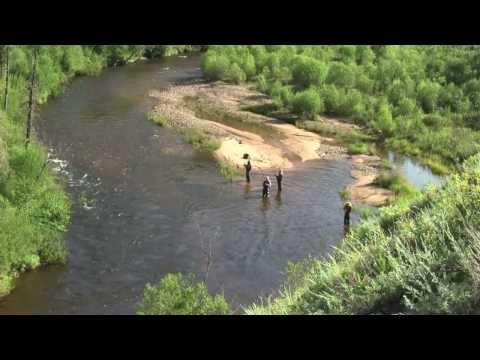 Fishing In Mongolia - Zagaschlal