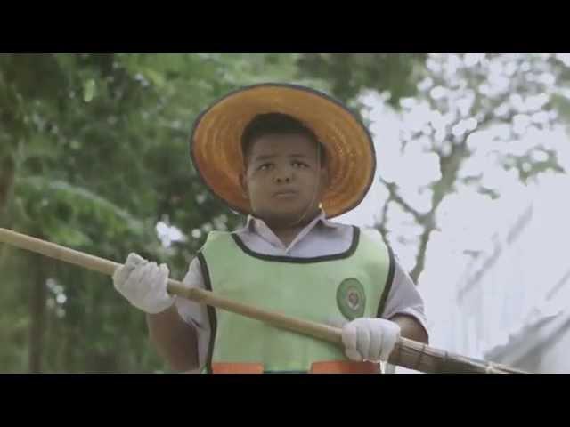 ลูกชายคนกวาดขยะ Garbage Man (Official HD): ไทยประกันชีวิต Thai Life Insurance