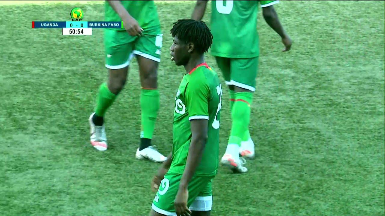 Uganda 0-0 Burkina Faso - Highlights Africa Cup of Nations Qualification HD