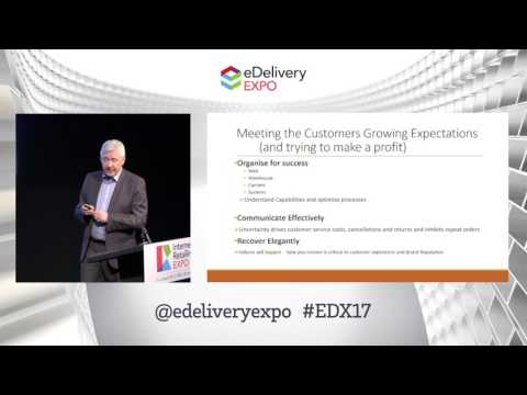 W&MB: Increasing Operational Effectiveness in the Omnichannel Today - EDX 2017