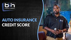 Auto Insurance Credit Score