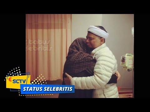 Mendengar Wasiat Arifin Ilham, Sang Istri Pun Menangis - Status Selebritis