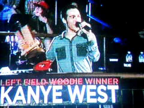 Lil B @ The MTV Woodie Awards 2011