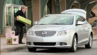 Real World Test Drive 2012 Buick Lacrosse