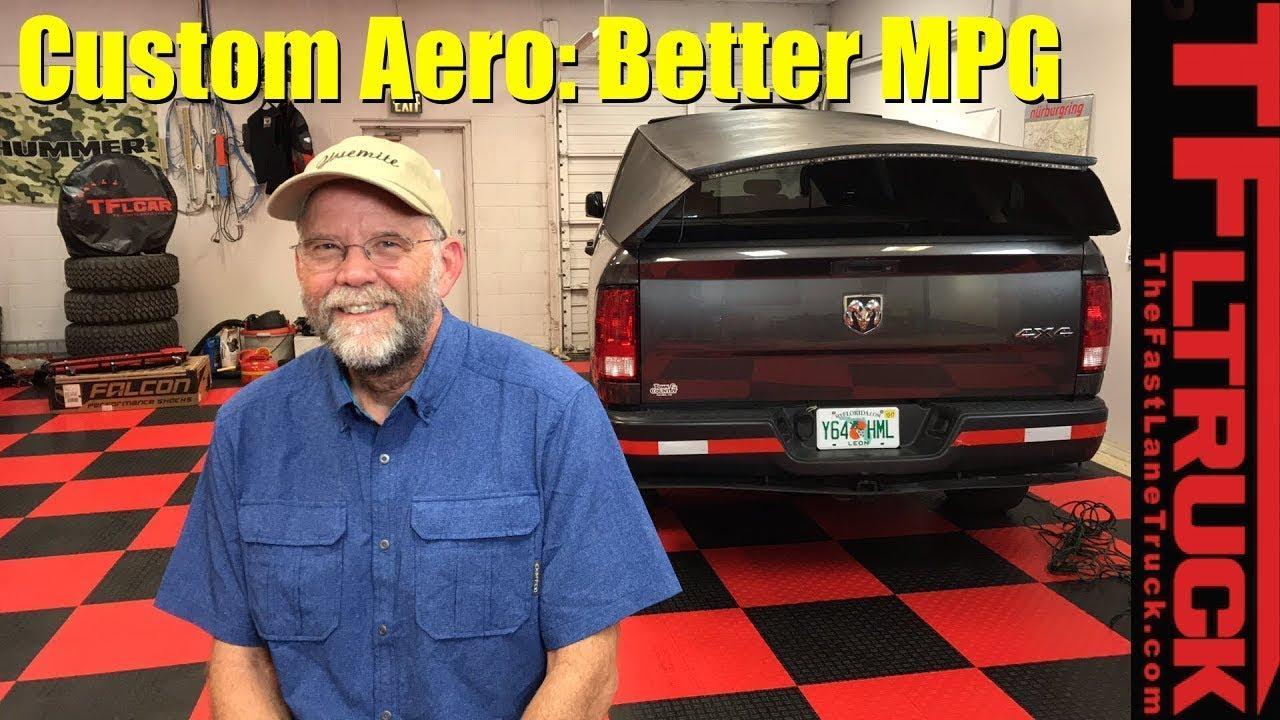 Dude, I Love My Ride! 32 MPG Ram EcoDiesel 4x4 with Custom Aero Top ...
