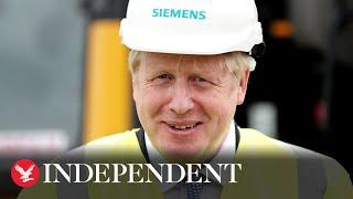 Boris Johnson blames care homes for deaths from coronavirus