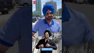 Golden Star MALKIT SINGH ji Giving Blessing to Singh Harjot For New Song 2019 ATM CARD