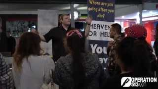 Who Created God? - Brisbane Outreach 6 September 2014