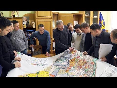 26.01.2018 У Коломиї обговорюють проект генерального плану міста