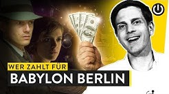 Babylon Berlin und der Sündenpfuhl Filmförderung   WALULIS