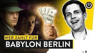 Babylon Berlin und der Sündenpfuhl Filmförderung | WALULIS