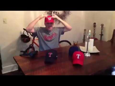 How to break in a New Era 59fifty baseball hat. - YouTube 65b344822bf8