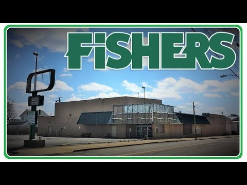 Exploring Abandoned FISHERS FOODS Grocery Store Supermarket Harrison Ave Canton Ohio