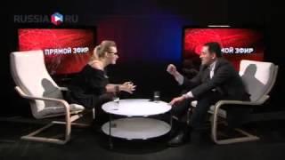 Максим Шевченко против Ксении Собчак