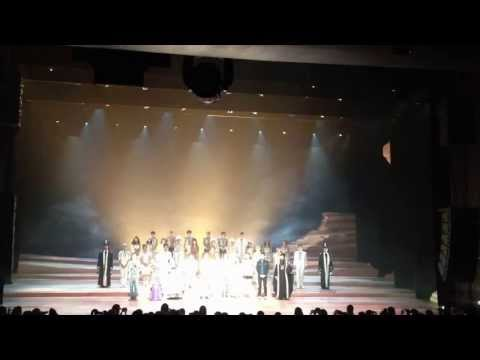 2013 Jesus Christ Superstar - Curtain call in the Last performance