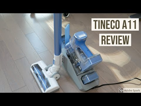 Tineco A11 Hero - Dyson Quality For Half The Price? Cordless Vacuum Review