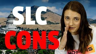 Top 11 reasons NOT to move to Salt Lake City, UT