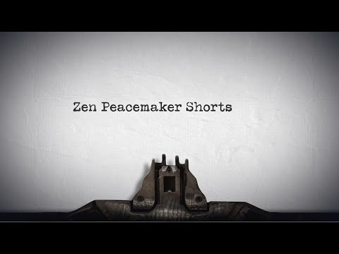 """ZPI SHORT - """"To Live Is To Kill"""":  A Starting Point For Our Training As Peacemakers"""
