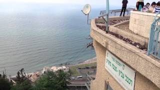 Канатная дорога Хайфы(От кромки моря на гору Кармиль, где расположен город Хайфа, ведет канатная дорога. Одна из важных достоприме..., 2012-08-23T13:25:59.000Z)