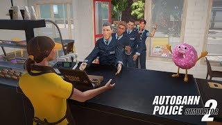 Autobahn Police Simulator 2 Gameplay Trailer