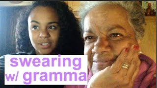 My Gramma Teaching Me Portuguese Slang + Swears