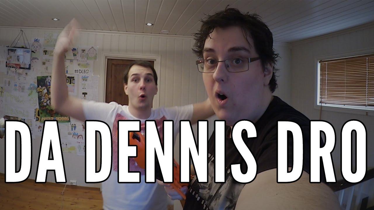 Da Dennis Dro  Norsk Vlogg Youtube