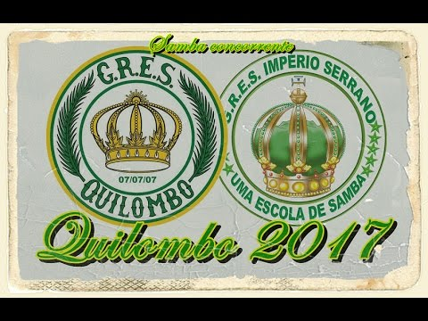 Download Quilombo 2017 - Samba Concorrente - SAMBA 1- Parceria Lucas Dilesk e Cia.