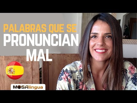 MosaLingua's Comprehensive Guide to Spanish Pronunciation