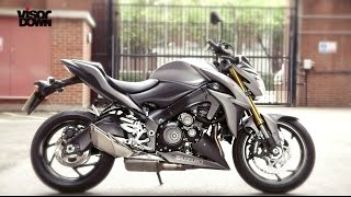 Suzuki GSX-S1000 review | Visordown Road Test