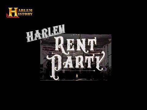 Harlem Rent Parties