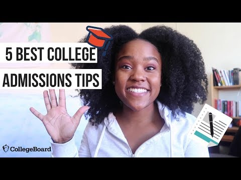 5 Things I Wish I Knew Before COLLEGE APPLICATIONS: SAT, Scholarships, College Search