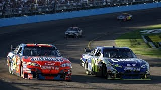 HQ 2007 NASCAR Nextel Cup Series Year In Review Jeff Gordon Edit