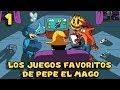 Los 10 Videojuegos Favoritos de Pepe el Mago - ESPECIAL 500,000 Suscriptores!! (Parte 1)