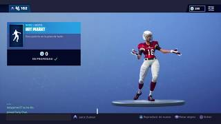 "FREE GESTURE ""HOT MARAT"" IN FORTNITE - STORE DAY 24-11-18"