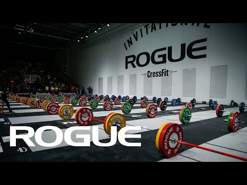 2019 Rogue Invitational   Squat Clean Ladder - Full Live Stream
