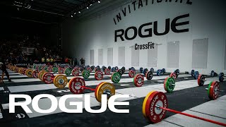 2019 Rogue Invitational | Squat Clean Ladder - Full Live Stream