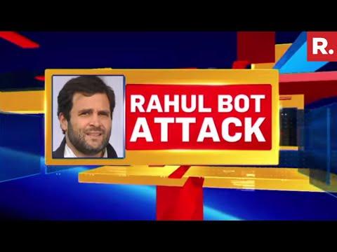 MoS Naqvi on #RahulBotAttack