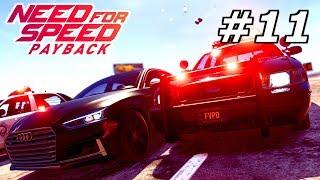 Im AUDI S5 POLIZEI Ärgern! – NEED FOR SPEED Payback #11 | NFS Gameplay German Deutsch