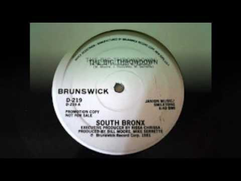 South Bronx - The Big Throwdown (Instrumental)