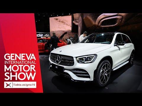 Mercedes-Benz GLC nâng cấp 2019 - thay đổi mạnh hệ thống giải trí thông tin
