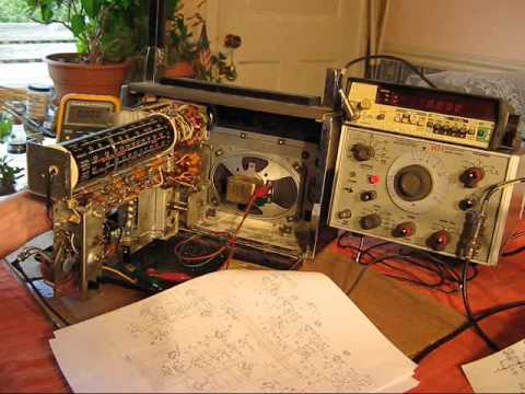 Zenith Trans Oceanic portable radio repair # 4 of 6