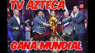 Azteca Deportes, Facundo y El Capi JUNTOS en el MUNDIAL 2018