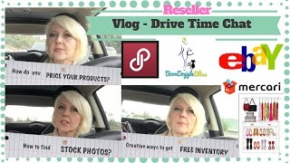 Reseller Vlog - How to Price and Find Stock Photos, Free Inventory Ideas, Reselling with 9 to 5