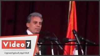 بالفيديو والصور.. ..جابر نصار باكيا: لا ملجأ لنا من الفكر المتطرف إلا بالاتجاه للأزهر وشيوخه