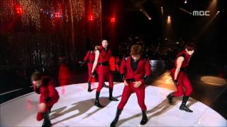 MBLAQ - This is war, 엠블랙 - 전쟁이야, Beautiful Concert 20120214