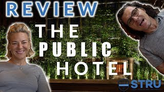 THIS HOTEL EXEMPLIFIES THE BEST OF AIRBNB!  (Public hotel full review)