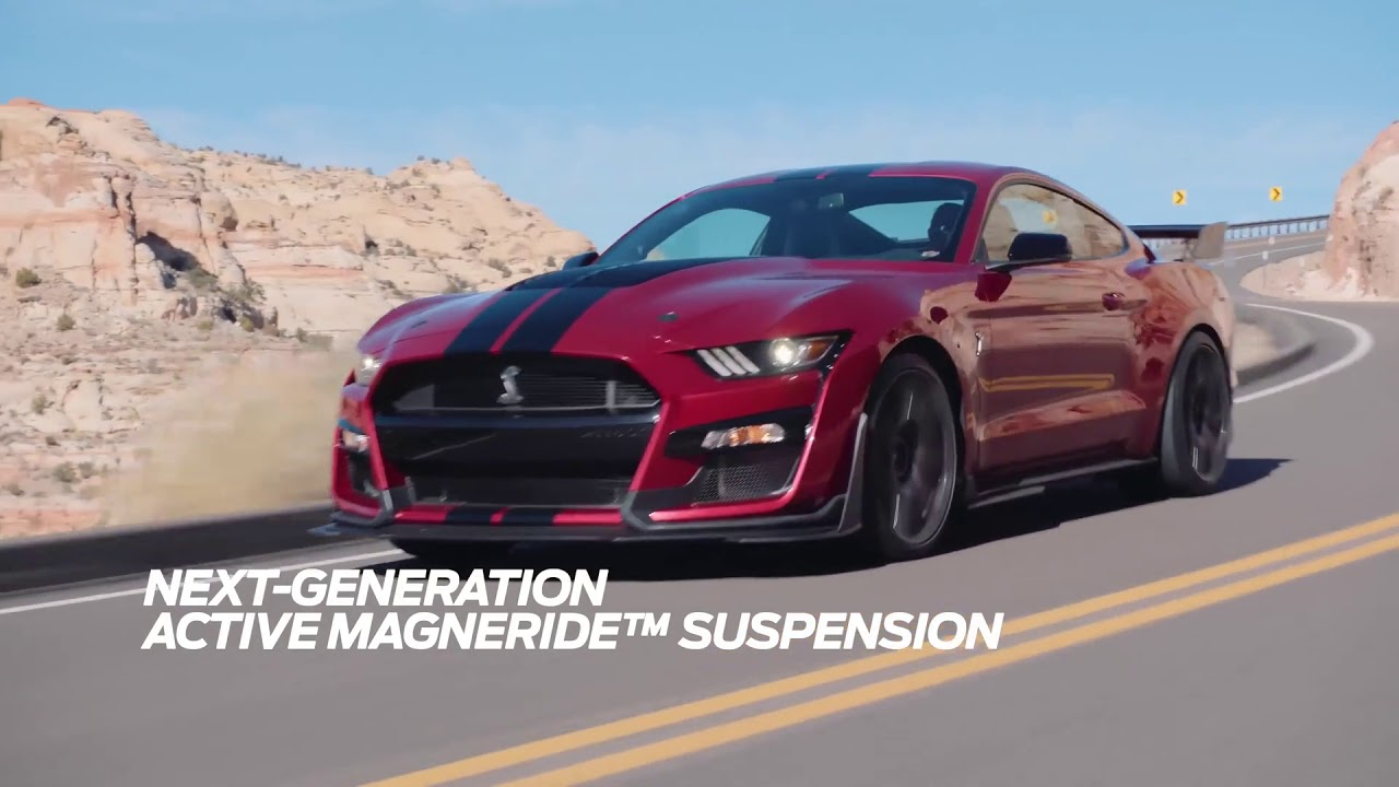 2020 shelby gt500 exhaust and driving